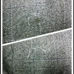 パンツ 不明のしみ by 会員制クリーニング ベレーナ