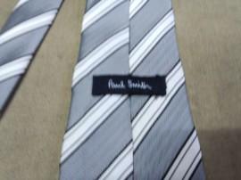 ポールスミス Paul Smith の ネクタイ についた 食べこぼし のしみ by 下町、東京都江東区亀戸の会員制クリーニングベレーナ