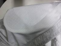 Yシャツ(ワイシャツ) ポケット インク・ボールペンのしみ by 下町、江東区亀戸 会員制クリーニング ベレーナ