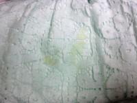 ワンピース カレー うどん しみ by 下町、江東区亀戸 会員制クリーニング ベレーナ