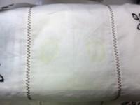 シルク スカーフ たんぱく質のしみ by 下町 江東区亀戸 会員制クリーニング ベレーナ