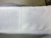 ワイシャツ についた 食べこぼし の しみ by 下町 江東区亀戸 会員制クリーニングベレーナ