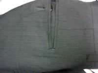 メンズ パンツ ズボン 塗料のしみ by 下町 江東区 亀戸 会員制クリーニング ベレーナ