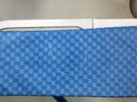 ネクタイ 食べこぼしのしみ by 下町 江東区 亀戸 会員制クリーニング ベレーナ