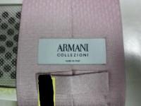 アルマーニ ARMANI ネクタイ 食べこぼし の しみ by 下町 江東区 亀戸 会員制クリーニング ベレーナ