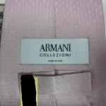 アルマーニ ARMANI ネクタイ 食べこぼし の しみ