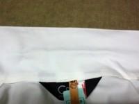 レディ―ス ジャケット エリ 襟 の 黄ばみ by 下町 江東区 亀戸 会員制クリーニング ベレーナ