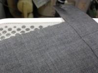 メンズ パンツ ズボン についた 食べこぼし の しみ by 下町 江東区 亀戸 会員制クリーニング ベレーナ