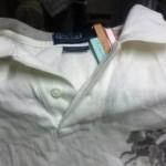 ポロ ラルフローレン Polo Ralph Lauren メンズ ポロシャツ 血液 のしみ