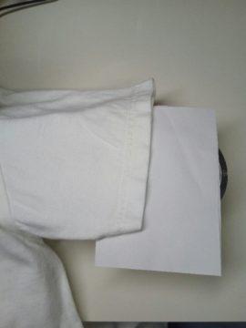メンズ Tシャツ カットソー 家庭洗濯 での 色移り by 下町、東京都江東区亀戸の会員制クリーニングベレーナ