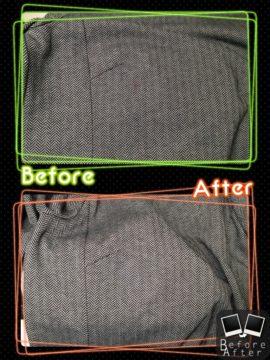 メンズ ジャケット 不明 なしみ by 下町、東京都江東区亀戸の会員制クリーニングベレーナ
